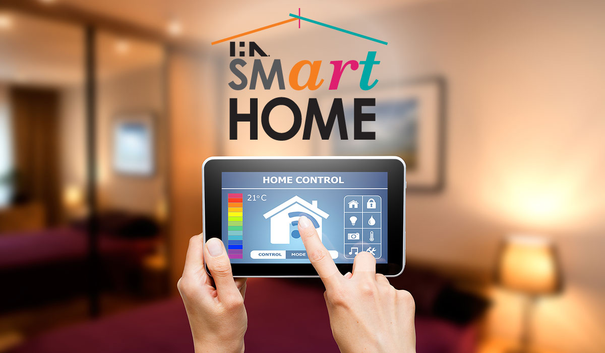 Smart home + smart kitchen products can be found at the IHA Smart Home Pavilion during the International Home + Housewares Show
